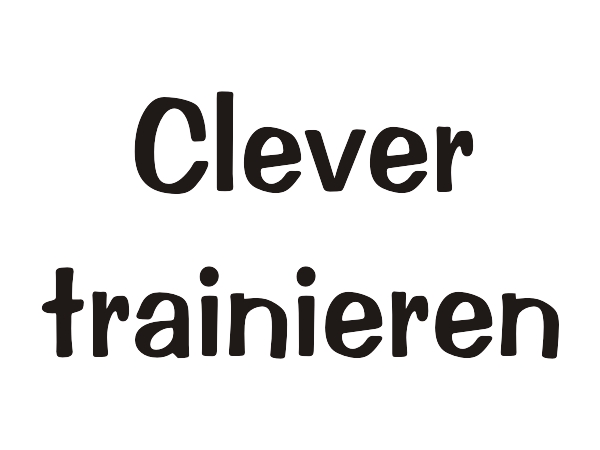 CleverTrainieren